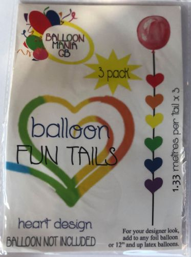 HEART TAILS THREE PACK